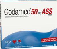 GODAMED 50 mg TAH Tabletten